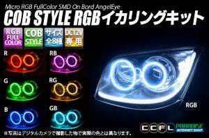 画像1: COB STYLE RGBイカリングキット